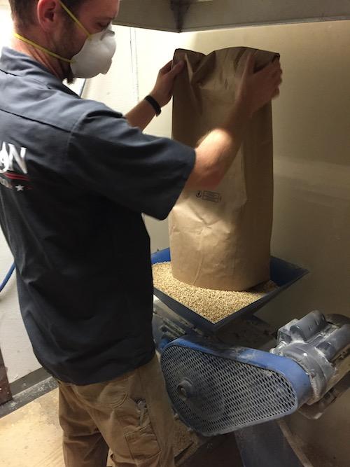 Gotta mill that grain to make that wort
