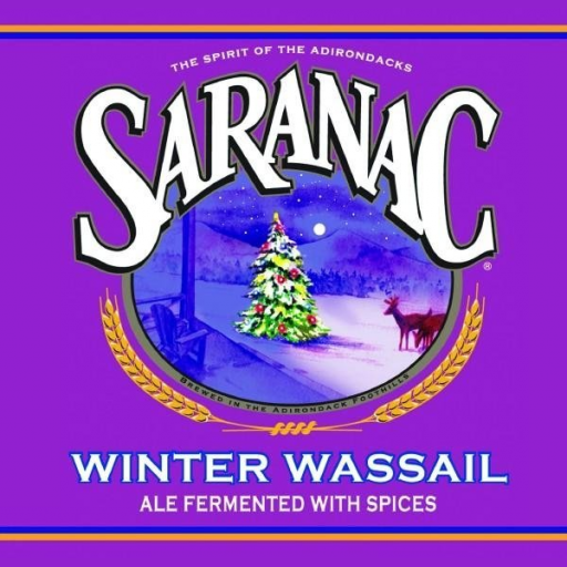 Matt Brewing Company Saranac Winter Wassail - American ...