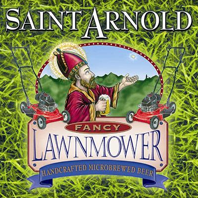 St Arnold Lawnmower-Beer