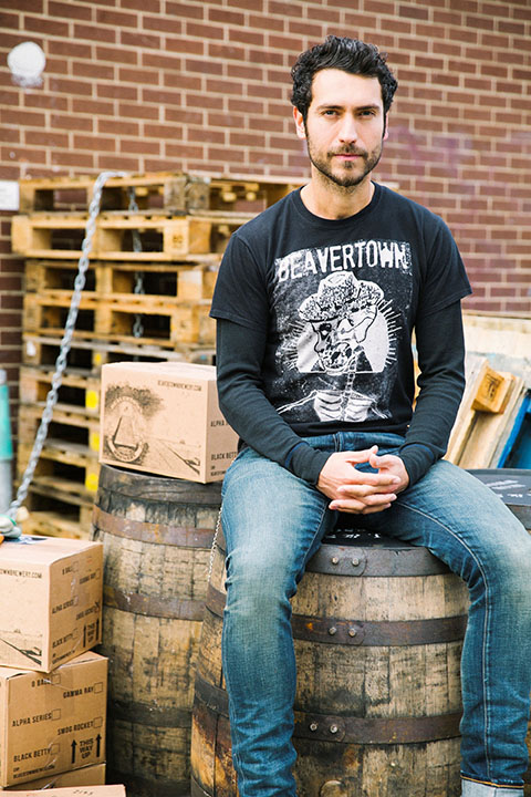 , 5 Stupid Questions with Beavertown Brewery's Logan Plant
