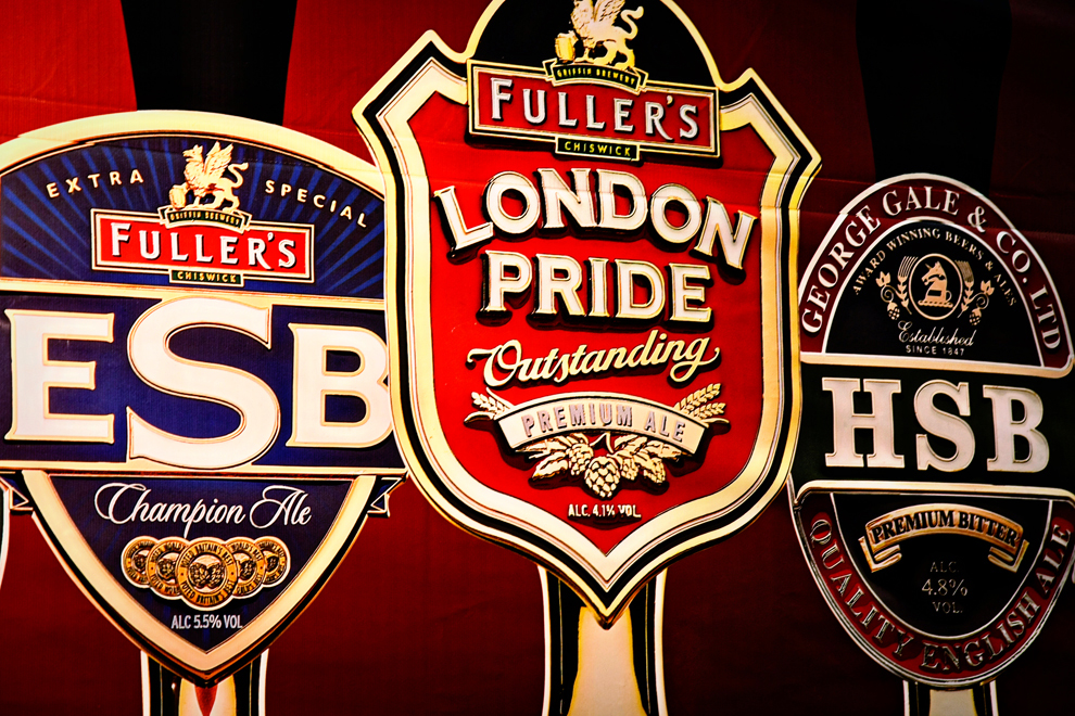 , London Calling – American Craft Beer Goes to Fuller's