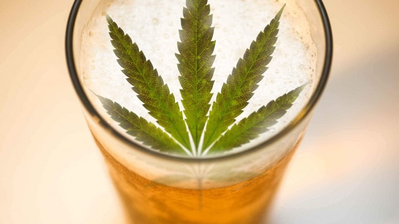 beer, Big Beer Companies Look To Cannabis And Non-Alcoholic Drinks As Sales Decline