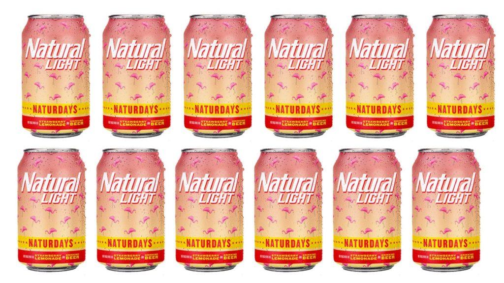 , Bad Ideas In Brewing – Natural Light Strawberry Lemonade Beer