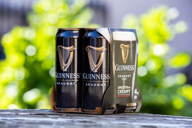 Guinness, Guinness Scraps Eco-Unfriendly Plastic Beer Pack Rings