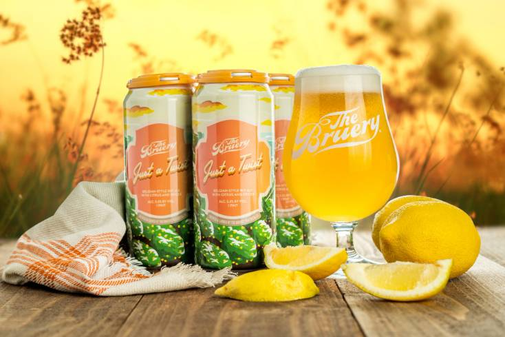 , New Summer Beers And Monster Pale Ales